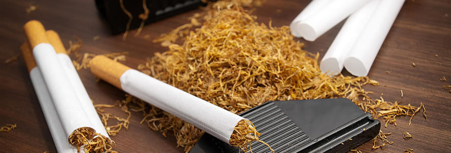 Tubeuse électrique pour cigarettes